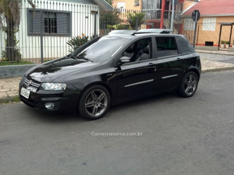 stilo 1.8 mpi blackmotion 8v flex 4p automatizado 2010 caxias do sul
