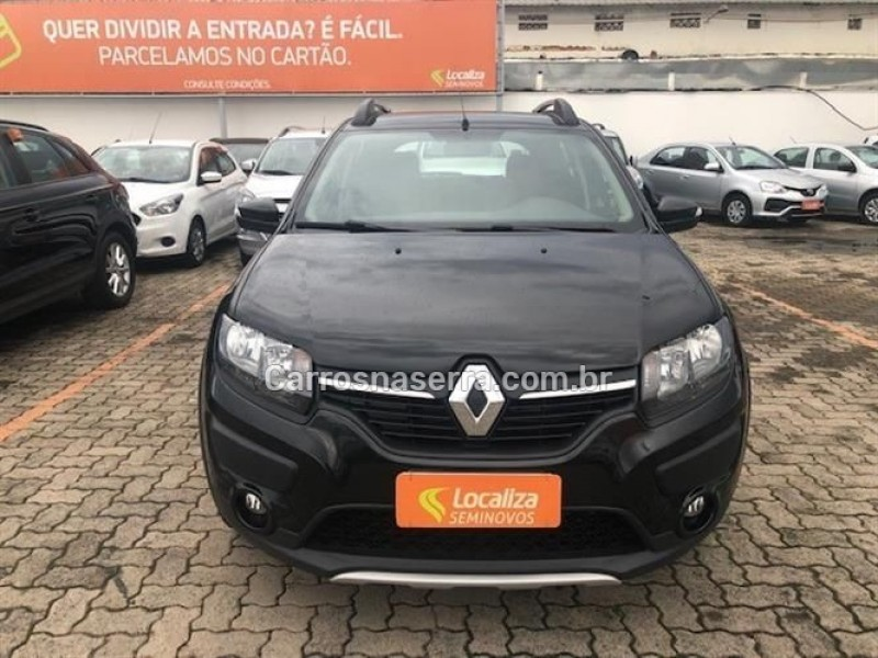 sandero 1.6 stepway 16v flex 4p manual 2019 caxias do sul