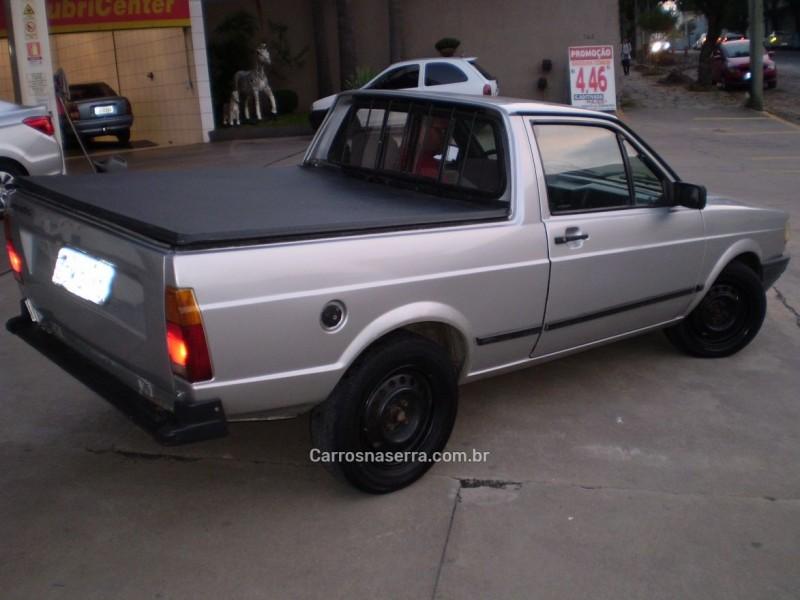 saveiro 1.8 cl cs 8v gasolina 2p manual 1993 caxias do sul