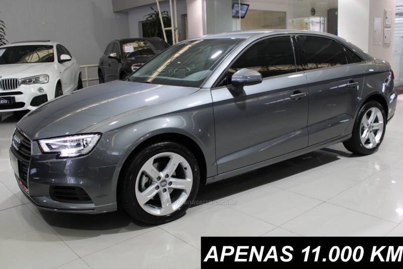 a3 1.4 tfsi sedan prestige plus 16v flex 4p tiptronic 2019 caxias do sul
