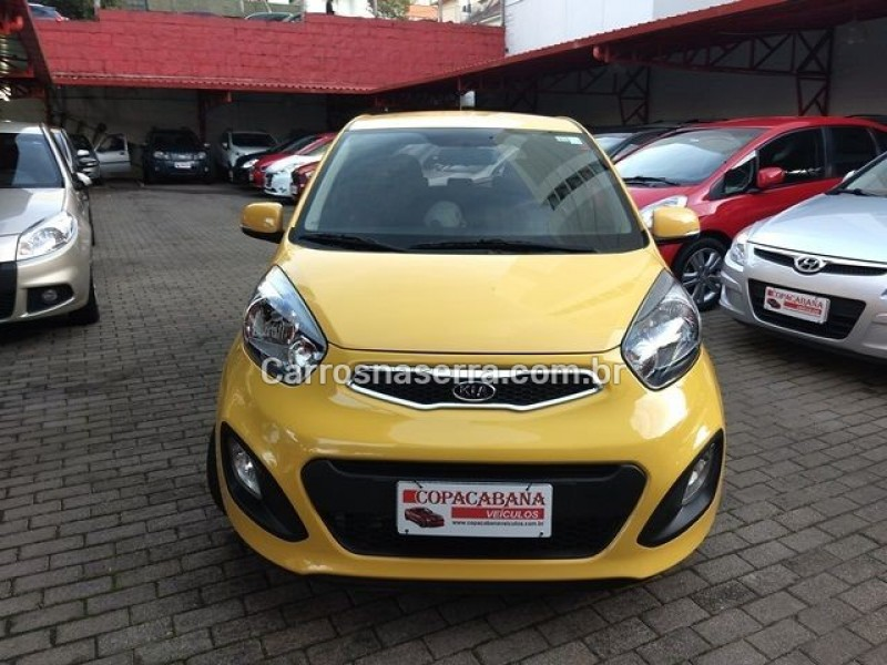 picanto 1.0 ex 12v flex 4p manual 2012 caxias do sul