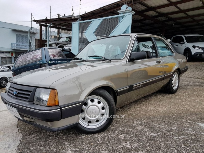 chevette 1.6 sl e 8v gasolina 2p manual 1989 farroupilha