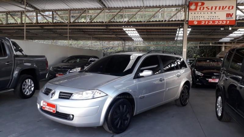 megane 2.0 dynamique grand tour 16v gasolina 4p manual 2013 caxias do sul