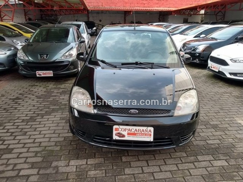 fiesta 1.0 mpi personnalite 8v gasolina 4p manual 2004 caxias do sul