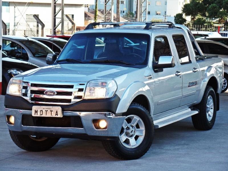 ranger 2.3 limited 4x2 cd 16v gasolina 4p manual 2010 caxias do sul