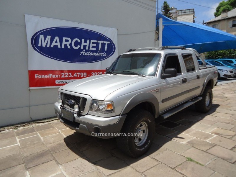 ranger 2.8 storm 4x4 cd 8v turbo intercooler diesel 4p manual 2006 caxias do sul