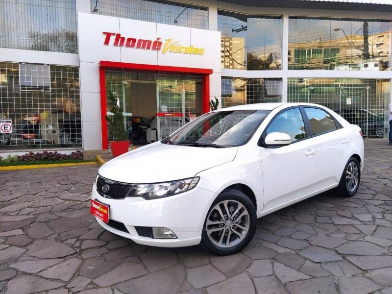 cerato 1.6 ex3 sedan 16v gasolina 4p automatico 2011 caxias do sul