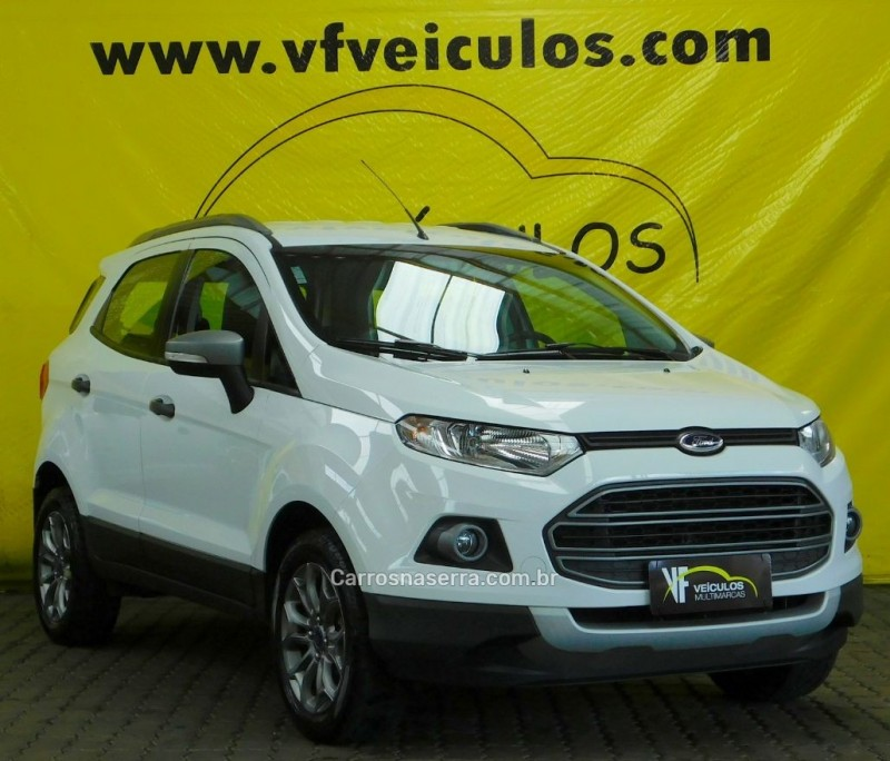 ecosport 1.6 freestyle 16v flex 4p manual 2014 caxias do sul