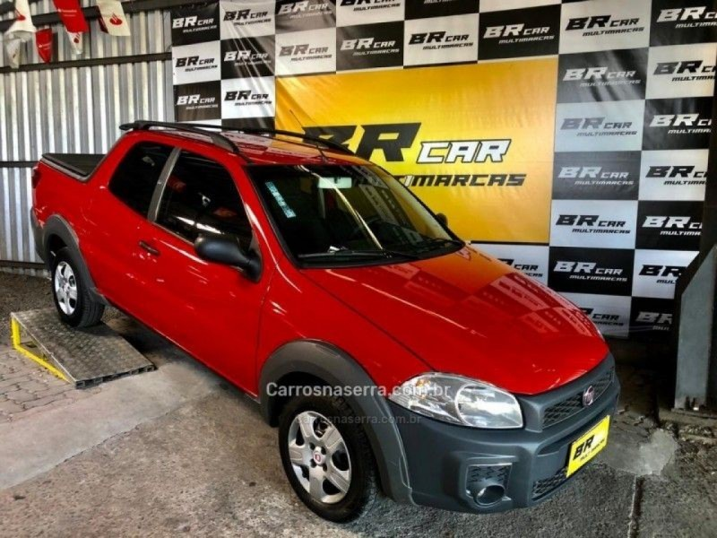strada 1.4 mpi hard working cd 8v flex 3p manual 2015 caxias do sul