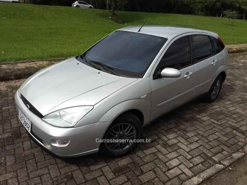 focus 1.8 16v gasolina 4p manual 2001 tres coroas