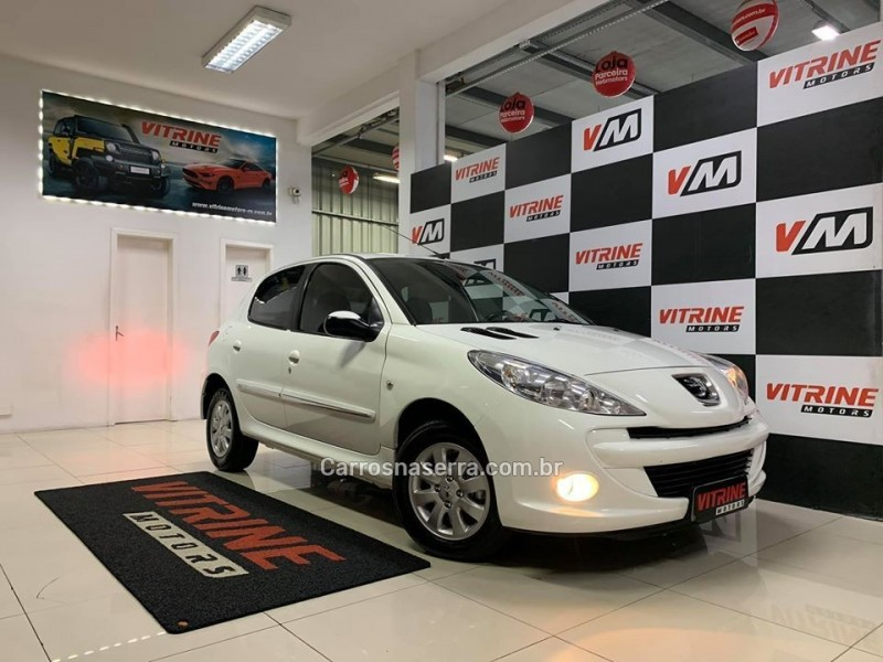 207 1.4 xr sport 8v flex 4p manual 2012 estancia velha
