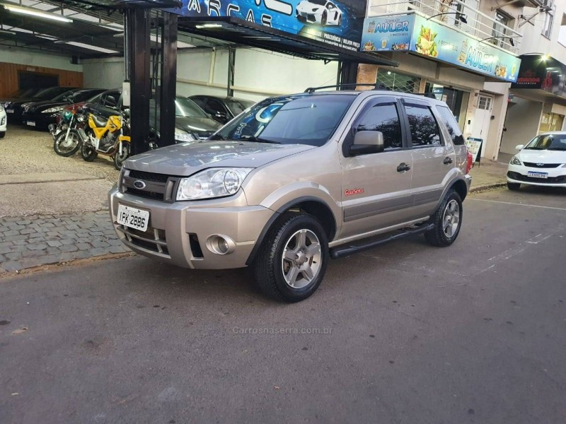 ecosport 1.6 freestyle 8v flex 4p manual 2009 soledade