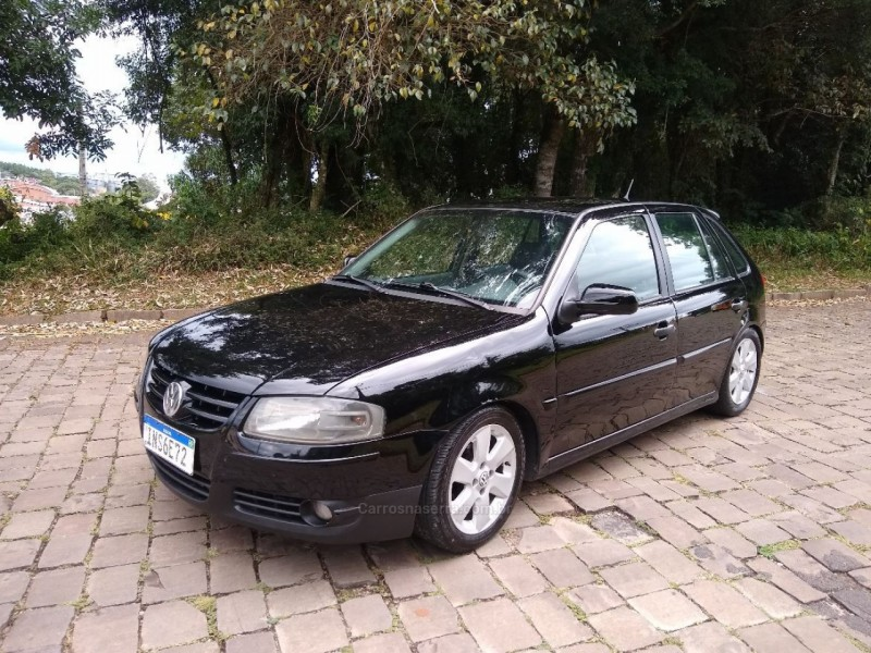 gol 1.0 mi city 8v flex 4p manual g.iv 2007 nova prata