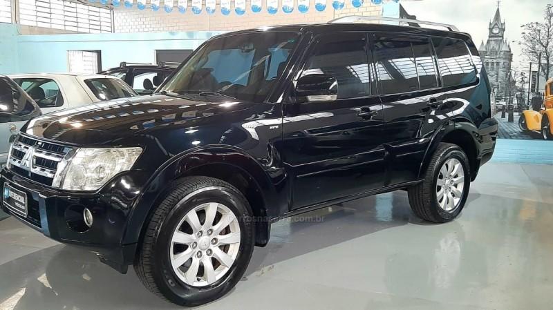 pajero full 3.2 hpe 4x4 16v diesel 4p automatico 2009 caxias do sul