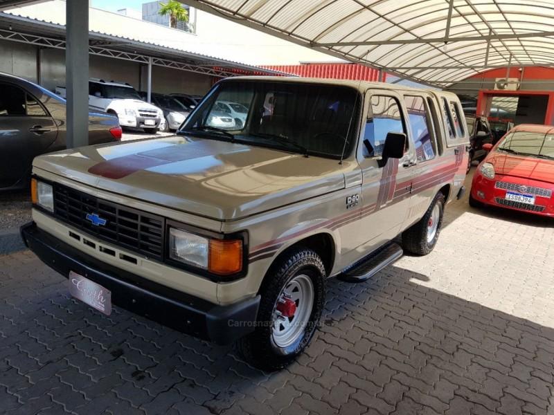 d20 4.0 custom de luxe cd 8v diesel 2p manual 1988 bom principio