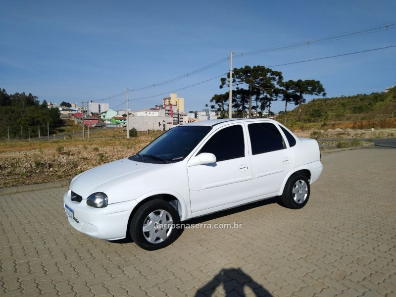 corsa 1.0 mpfi classic 8v gasolina 4p manual 2000 caxias do sul
