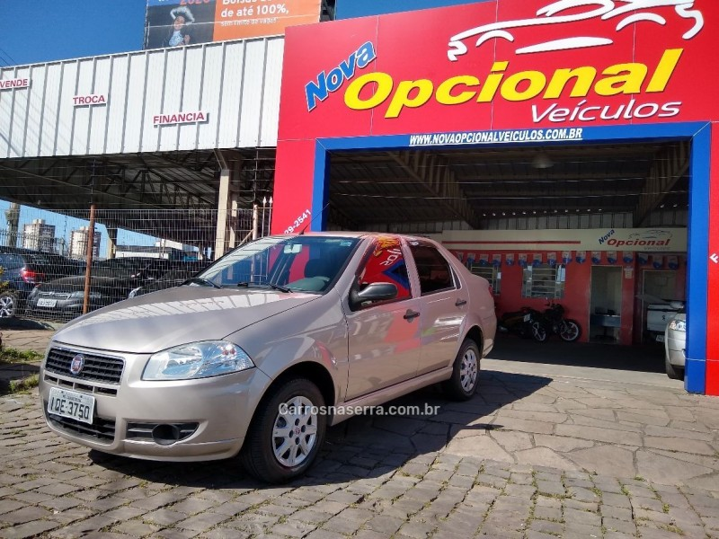 siena 1.0 mpi el 8v flex 4p manual 2010 caxias do sul