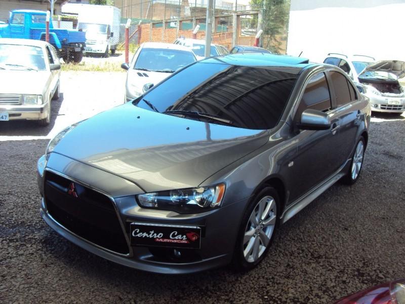 lancer 2.0 gt 16v gasolina 4p automatico 2012 caxias do sul