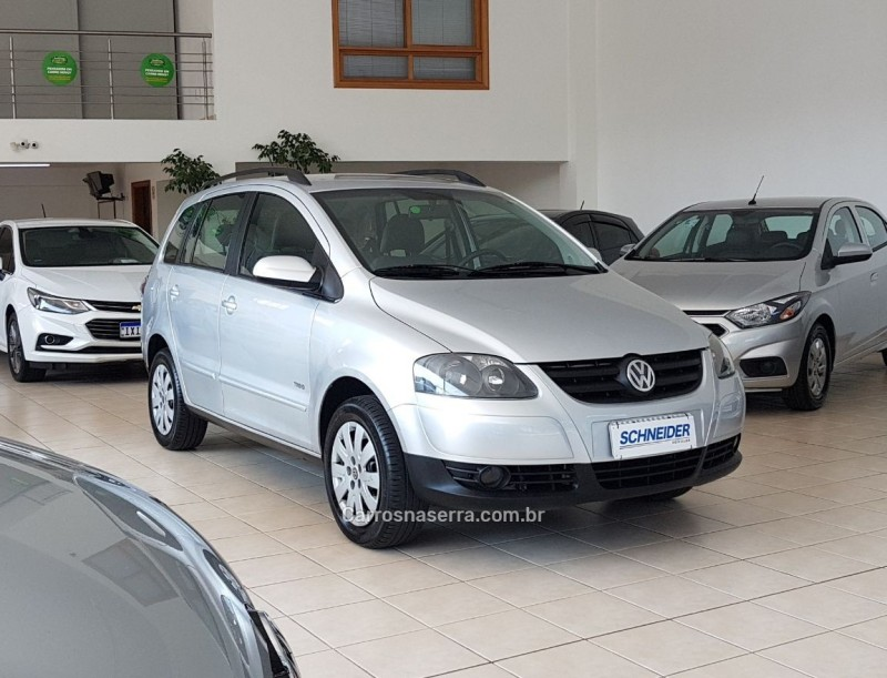 spacefox 1.6 mi 8v flex 4p manual 2010 nova petropolis