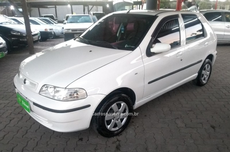palio 1.0 mpi ex 16v gasolina 4p manual 2003 caxias do sul