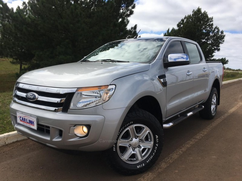 ranger 2.5 xlt 4x2 cd 16v flex 4p manual 2013 vacaria