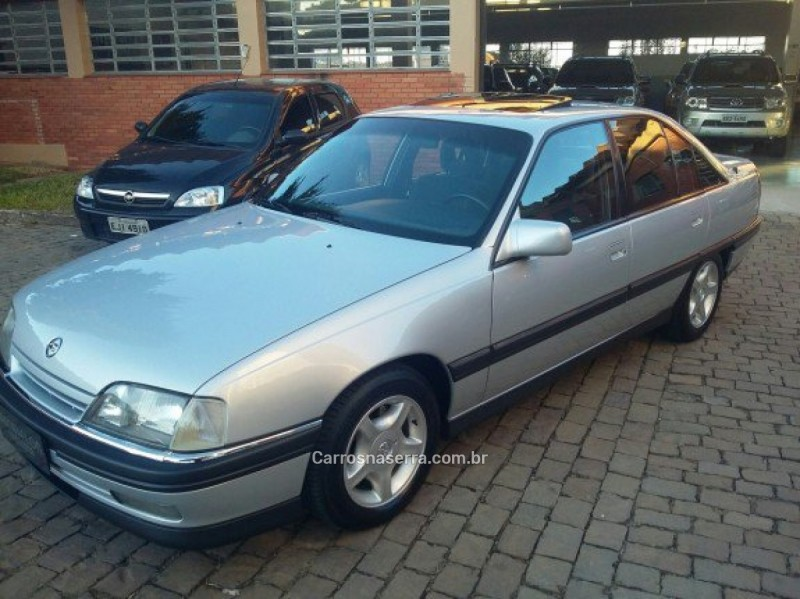 omega 4.1 sfi cd 12v gasolina 4p manual 1998 caxias do sul