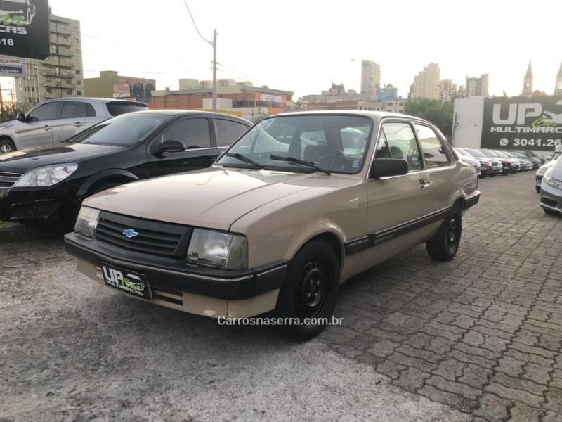 chevette 1.6 sl e 8v gasolina 2p manual 1988 caxias do sul