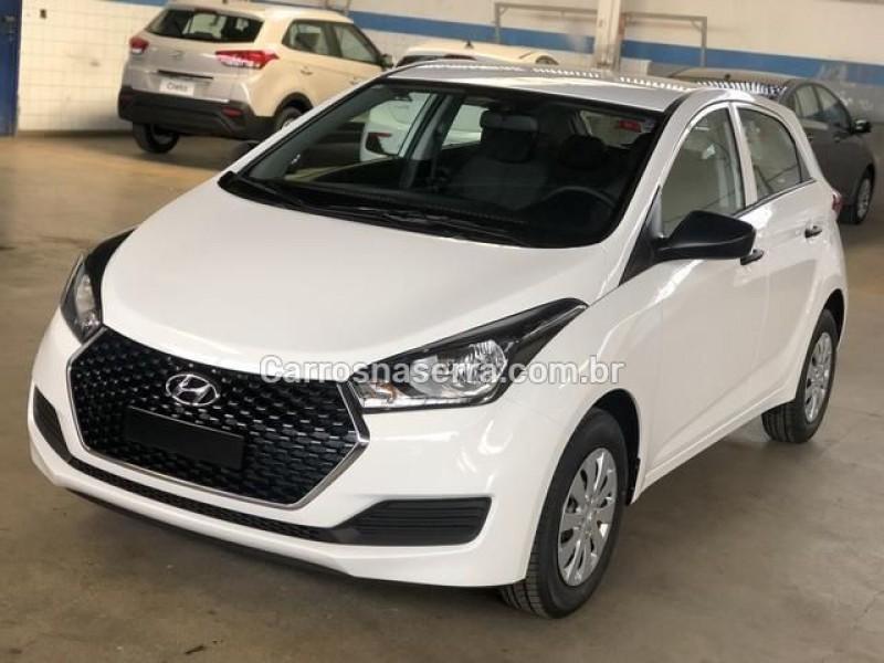 5c962d2e5212f HB20 1.0 UNIQUE 12V FLEX 4P MANUAL 2019 - VACARIA - Carros na Serra