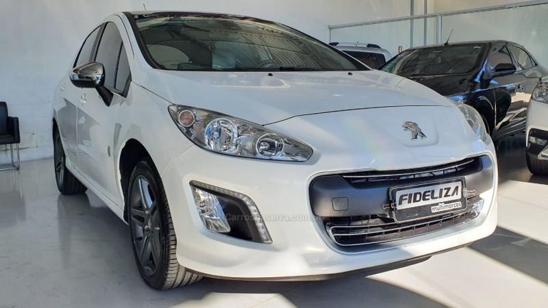 308 1.6 roland garros thp 16v gasolina 4p automatico 2014 farroupilha
