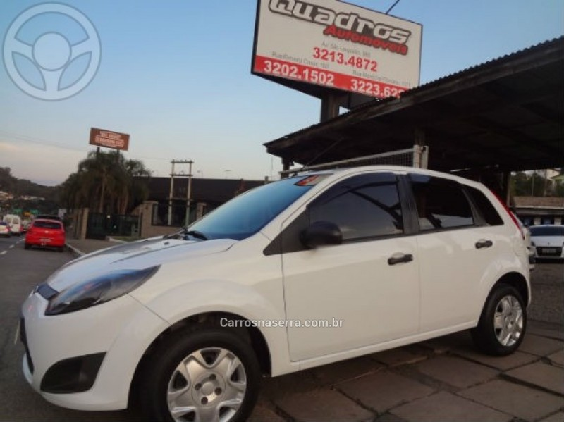 fiesta 1.0 rocam hatch 8v flex 4p manual 2012 caxias do sul