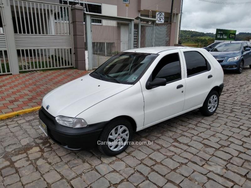 palio 1.0 mpi ex 8v gasolina 4p manual 2000 caxias do sul