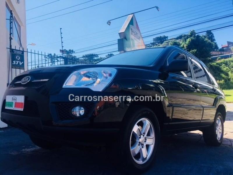 sportage 2.0 lx3 g2 4x2 16v gasolina 4p manual 2009 caxias do sul