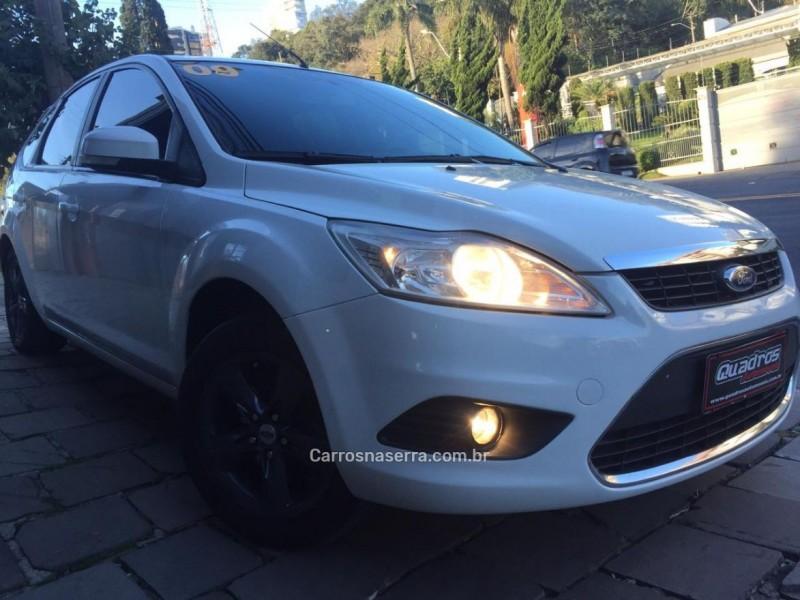 focus 2.0 fc 16v gasolina 4p manual 2009 caxias do sul