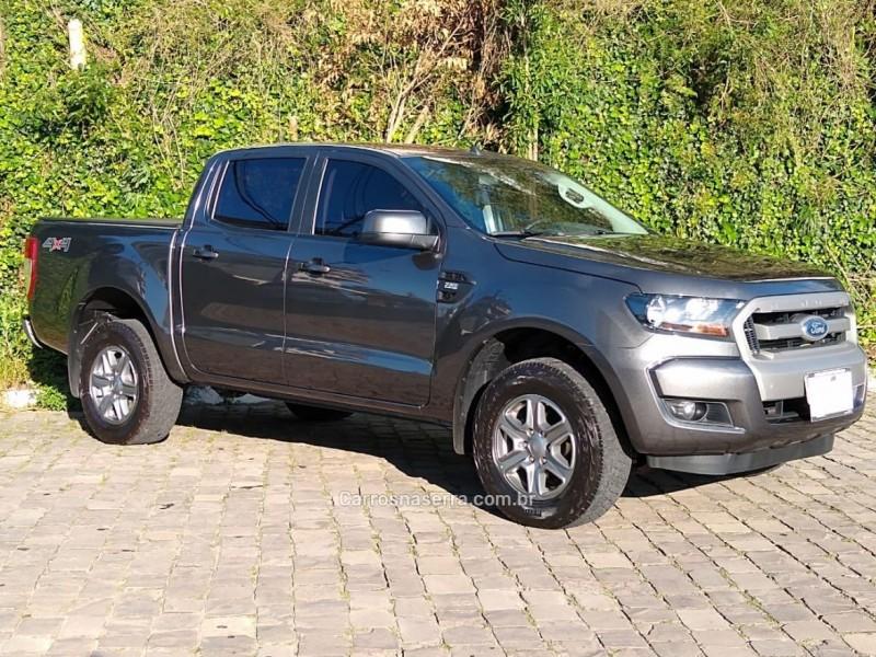ranger 2.2 xls 4x4 cd 16v diesel 4p automatico 2019 farroupilha