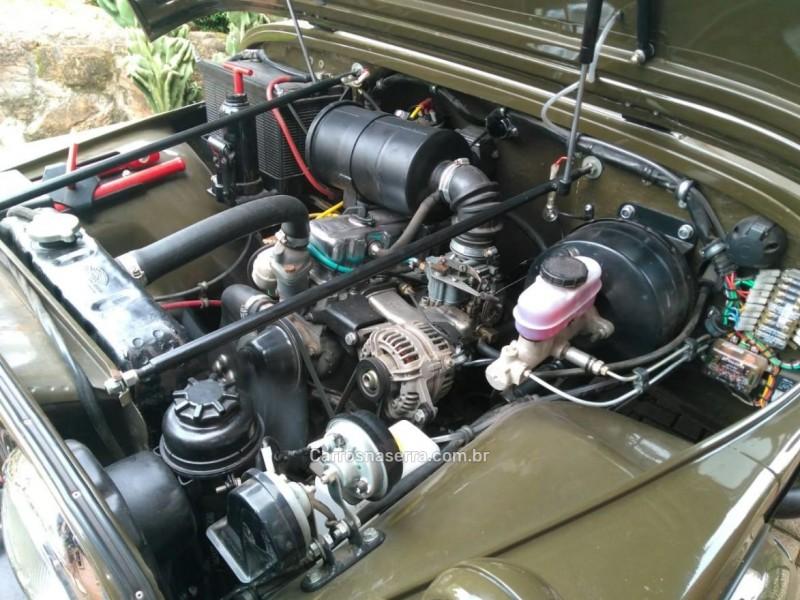 CJ 5  - 1964 - CAXIAS DO SUL