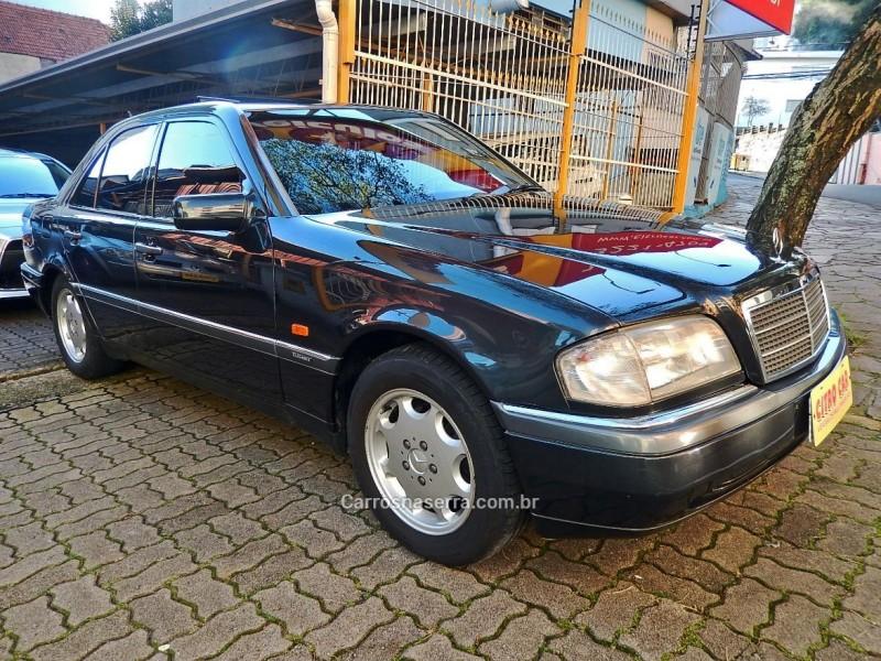 c 280 2.8 elegance 6 cilindros gasolina 4p automatico 1994 caxias do sul