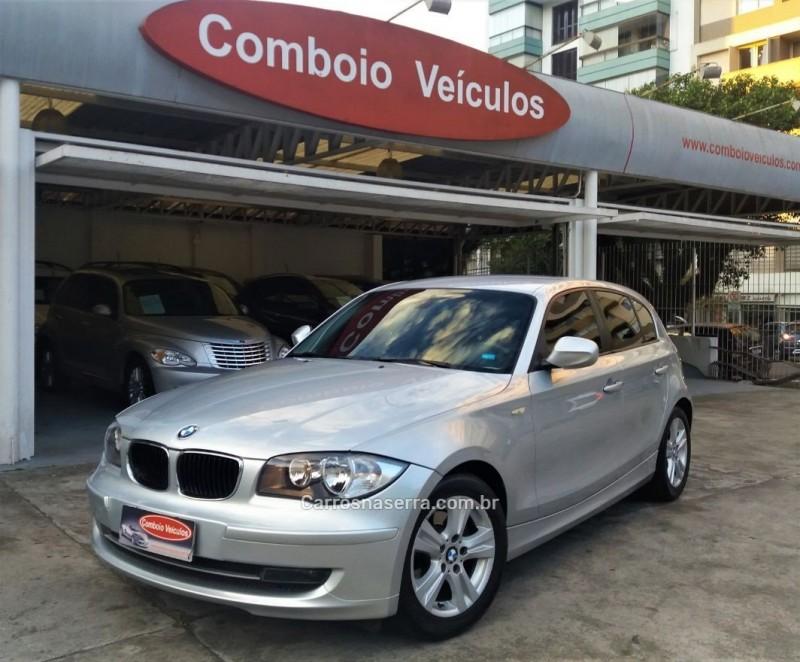 118i 1.8 ue71 16v gasolina 4p automatico 2012 caxias do sul
