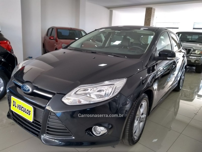 focus 1.6 se hatch 16v flex 4p powershift 2014 nova bassano