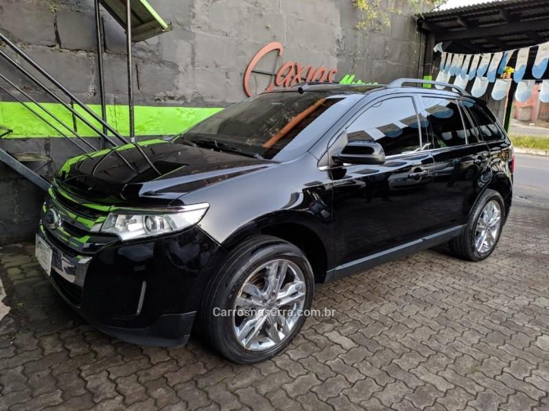 edge 3.5 sel awd v6 24v gasolina 4p automatico 2011 caxias do sul