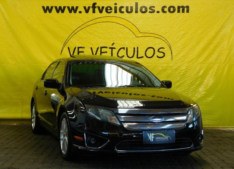fusion 2.5 sel 16v gasolina 4p automatico 2011 caxias do sul