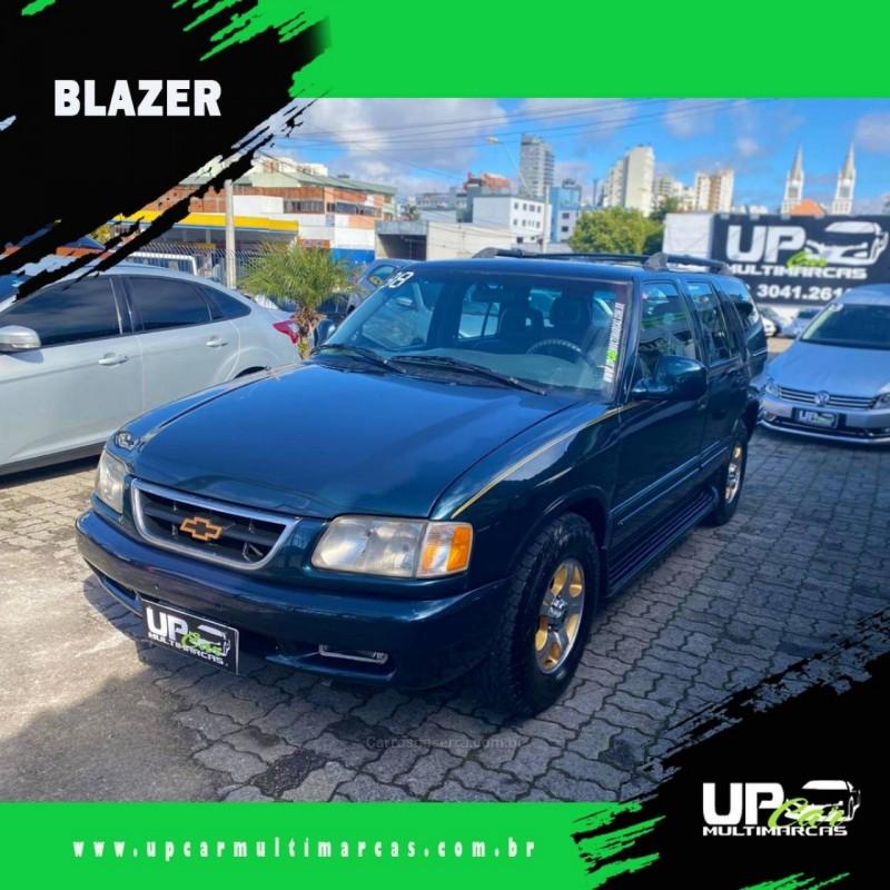 blazer 4.3 sfi dlx 4x2 v6 12v gasolina 4p automatico 1998 caxias do sul