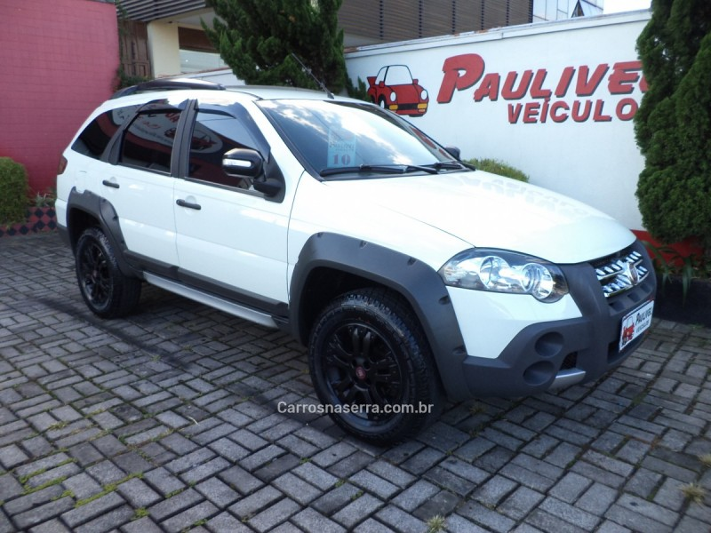 palio 1.8 mpi adventure weekend 8v flex 4p manual 2010 caxias do sul