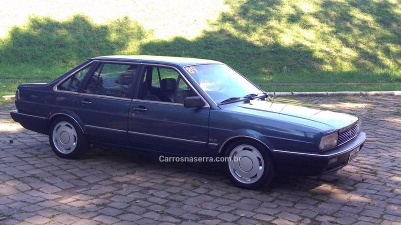 santana 2.0 gls 8v gasolina 4p manual 1989 caxias do sul