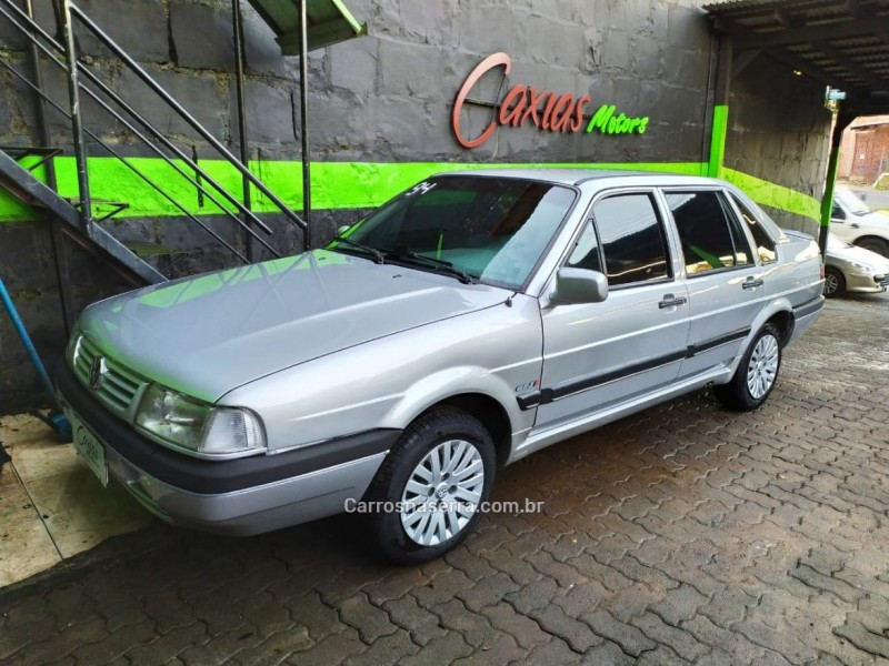 santana 2.0 glsi 8v gasolina 4p manual 1994 caxias do sul