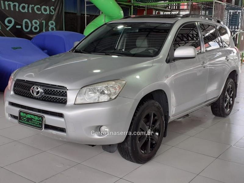 rav4 2.0 4x4 16v gasolina 4p automatico 2007 caxias do sul