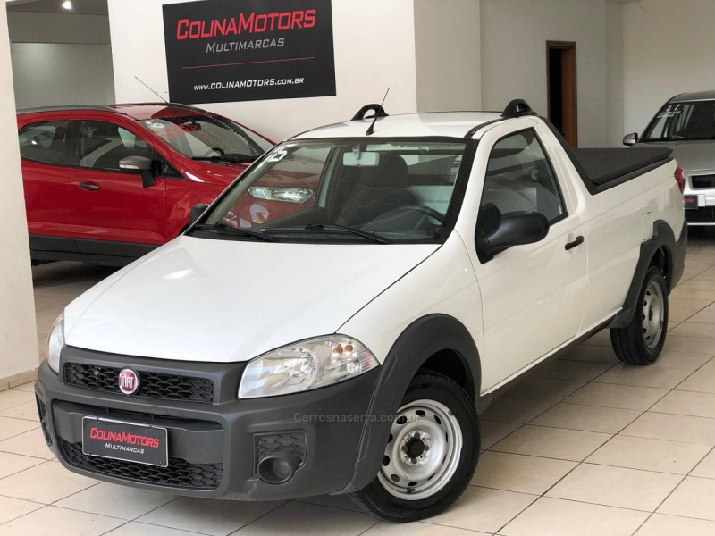 strada 1.4 mpi working cs 8v flex 2p manual 2016 caxias do sul