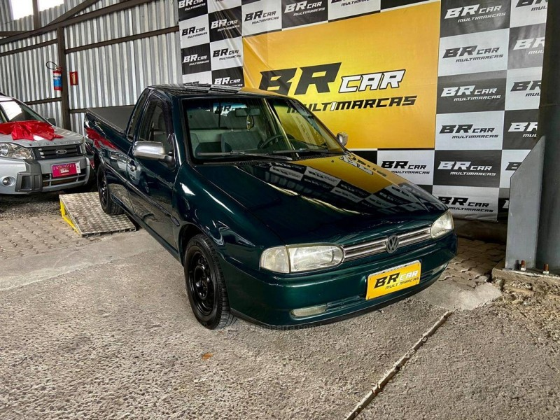 saveiro 1.6 cl cs 8v gasolina 2p manual 1998 caxias do sul
