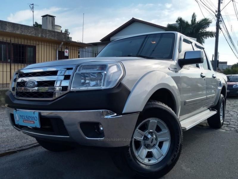 ranger 3.0 xlt 16v 4x4 cd diesel 4p manual 2011 caxias do sul