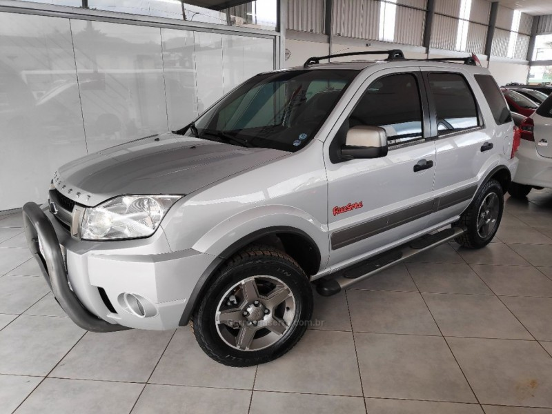 ecosport 1.6 xlt freestyle 8v flex 4p manual 2008 tapejara
