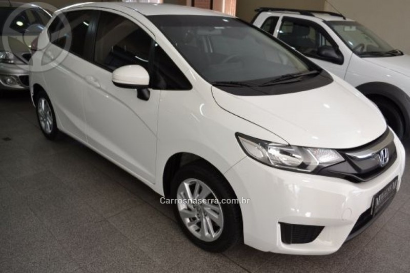 fit 1.5 lx 16v flex 4p automatico 2017 caxias do sul